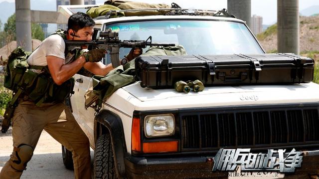 Hình ảnh phim Lính Đánh Thuê