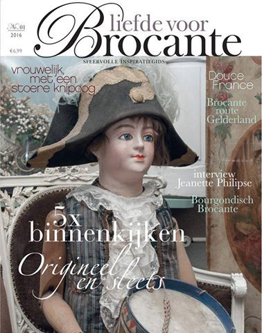 Verwacht...Liefde voor Brocante nr: 1 - 2016
