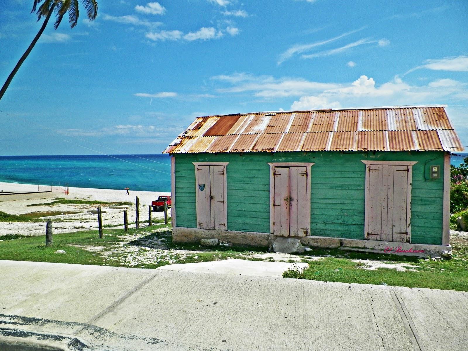 Casa en playa los patos barahona rep blica dominicana el - Casa de madera de ocasion ...