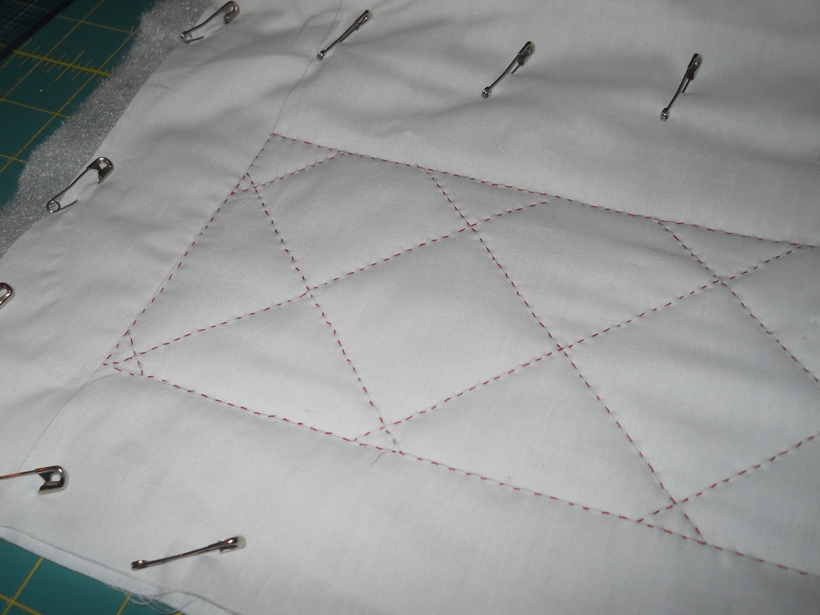Simply Quilting: Exploring the Cross-Hatch Stitch : cross hatch quilting - Adamdwight.com
