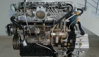 Cara merawat mesin mobil diesel