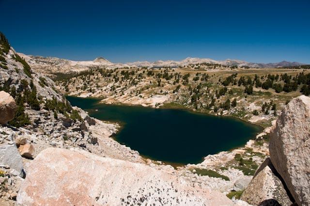 Yosemite U0026 39 S High Sierra Loop Trail  Trail Segment 5  Merced