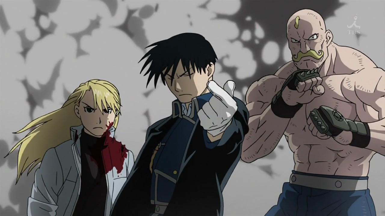 Full Metal Alchemist HD & Widescreen Wallpaper 0.732277883328565