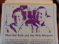 Margaret and Hal Roth