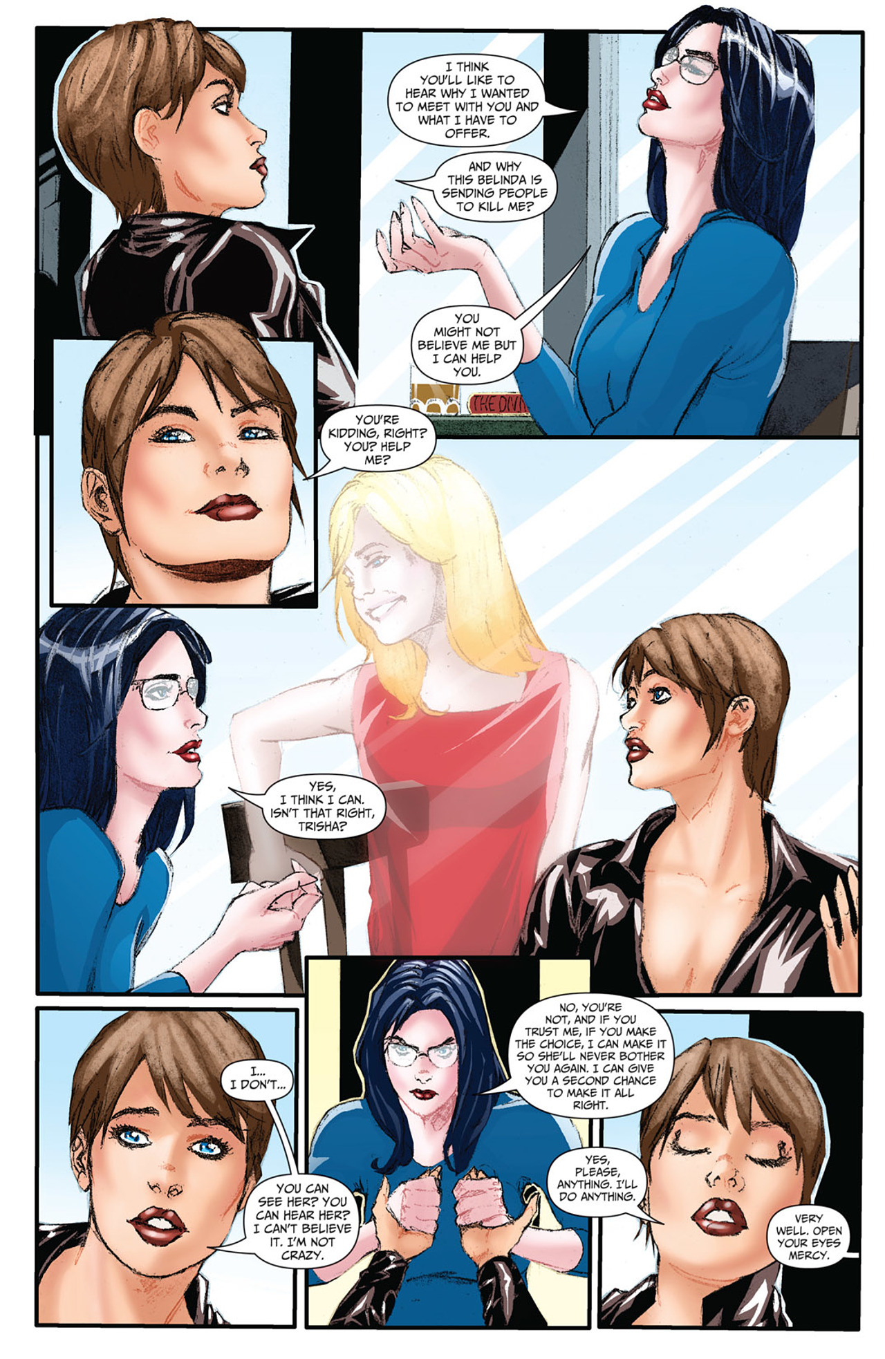 Grimm Fairy Tales (2005) Issue #41 #44 - English 21