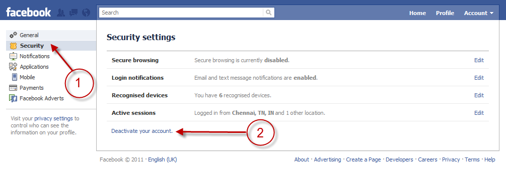 If You Deactivate Your Facebook Account Can You Reactivate It