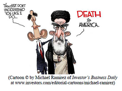 Iran Deal Cartoon