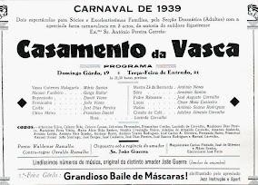 <b>1939 - Casamento da Vasca</b>
