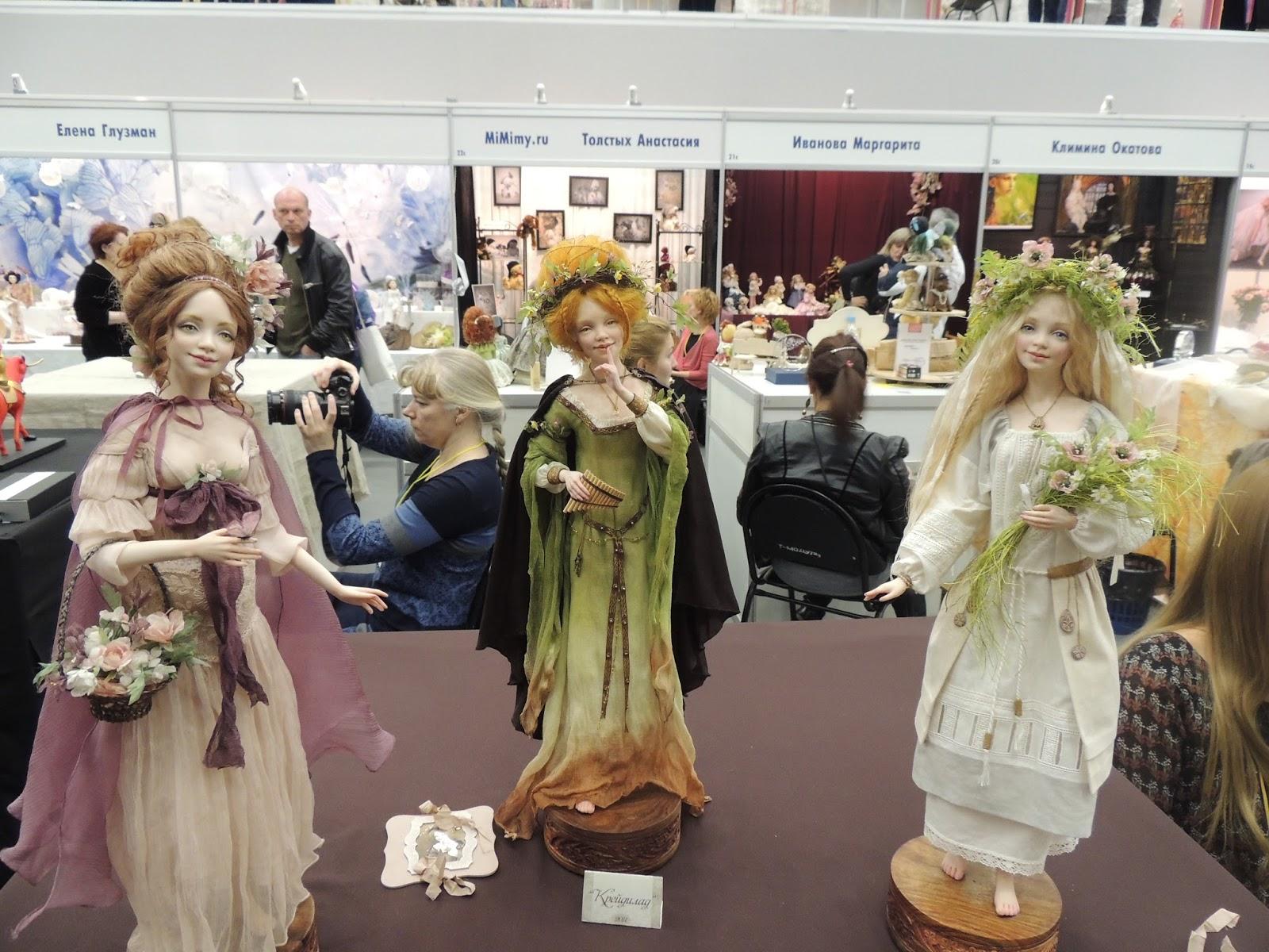 куклы,выставка,тишинка,салон,москва,фея,девушка