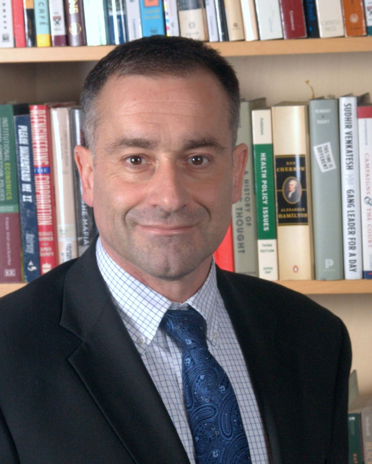 Mark Bonica, Ph.D., MBA