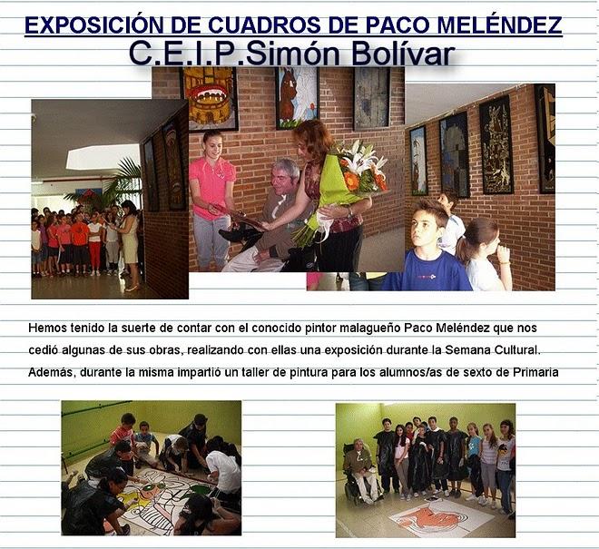 """""""EXPOSICIÓN Y TALLER"""""""