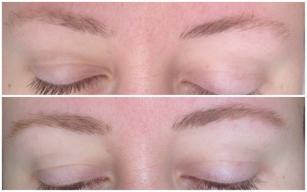 Anastasia Beverly Hills Brow Wiz Review Review Before After Shots