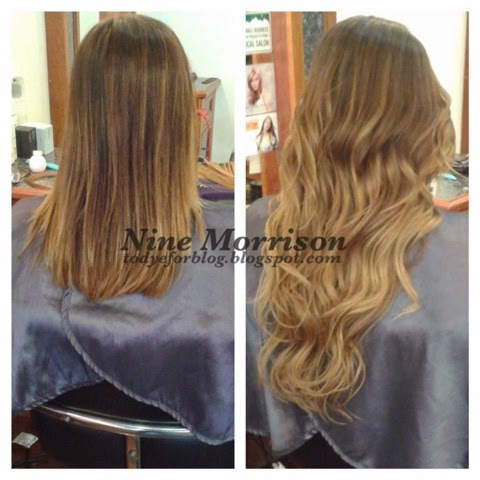To dye for before after here are some fun before after pictures to inspire your next color or cut keratin hot fusion hair extensions pmusecretfo Image collections