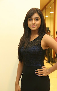 Vithika Sheru Looks Super Cute Beautiful in Black Skirt at Ee Varsham Sakshiga Audio Launch
