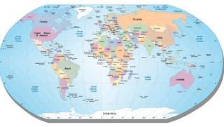 Websites For Online World Maps