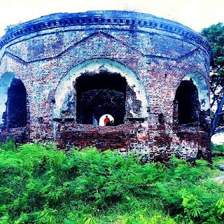 Benteng Martello - Pulau Kelor