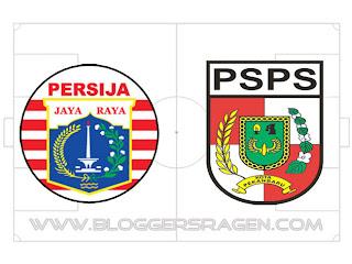 Pertandingan PSPS Pekanbaru vs Persija