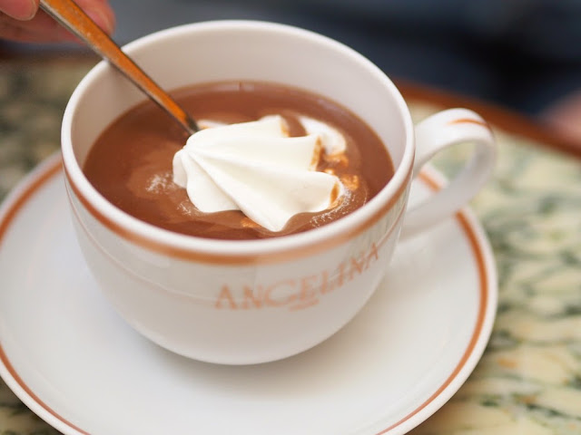 best hot chocolate in paris