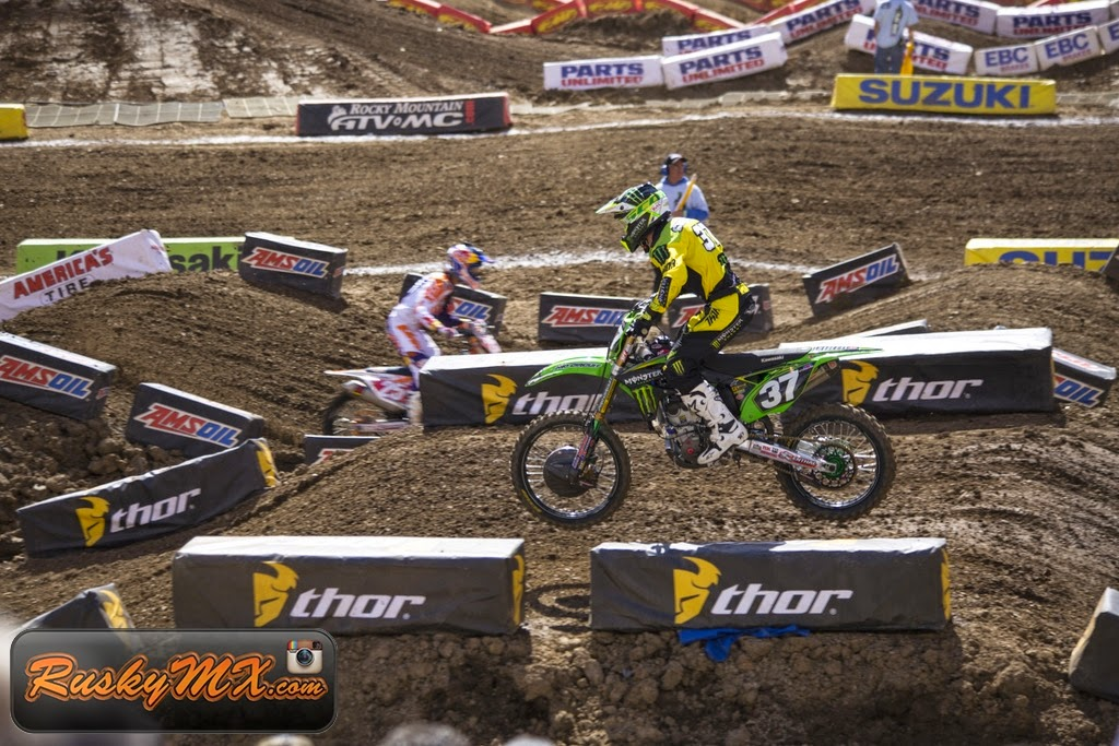 Joey Savatgy Metlife SX 2015