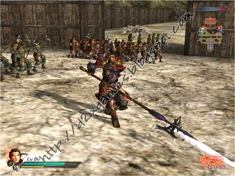 Free Download Games - Dynasty Warriors 4 Hyper