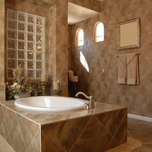 id es d coration et bricolage pour maison et jardain briques de verre carrelages en verre. Black Bedroom Furniture Sets. Home Design Ideas