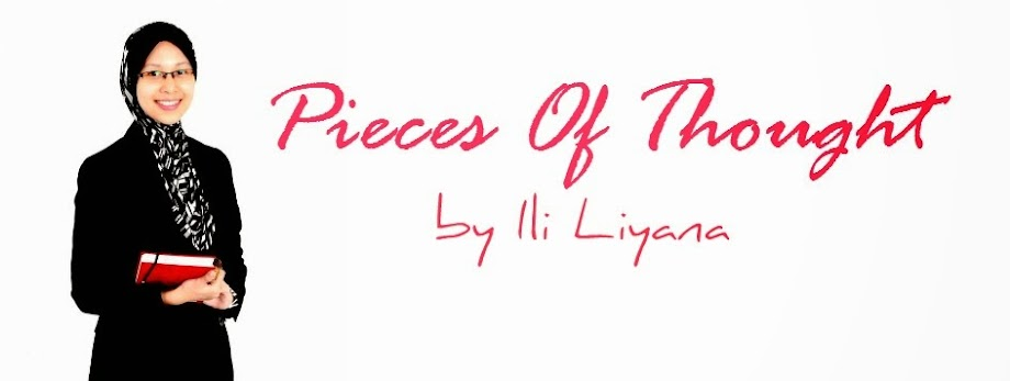Ili Liyana's Blog
