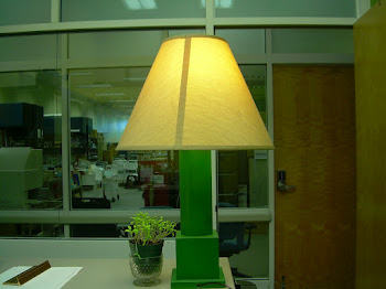 Old Office Lamp Redo