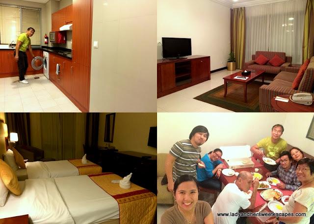 Family Suite in Star Metro Deira Hotel