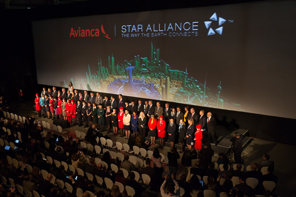 Clique na imagem para ampliar | Avianca se une à Star Alliance.