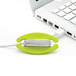 Clever Cable Organizers and Cool Cable Holder Designs (15) 6