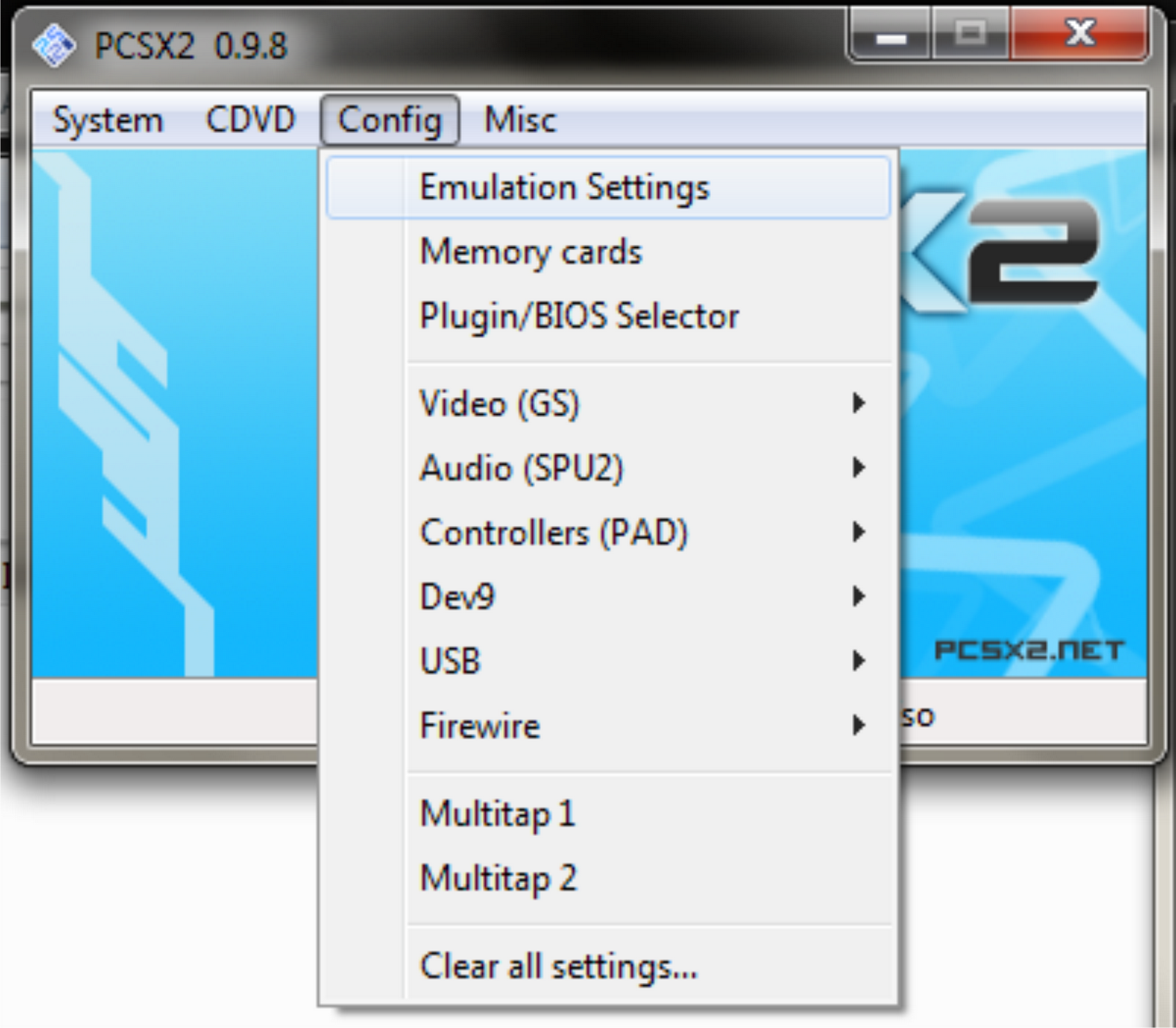 how to download playstation 2 emulator