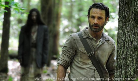 The Walking Dead 4. Sezon Rick Grimes
