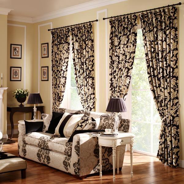 tiga tips memilih gorden untuk dekorasi ruang tamu de rumi