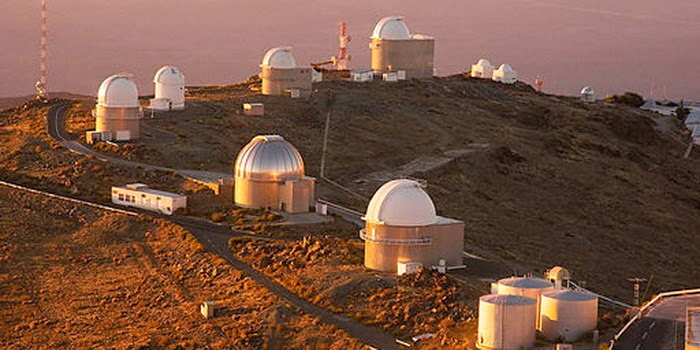 Teleskop dan Observatorium Terbaik dalam Sejarah Astronomi
