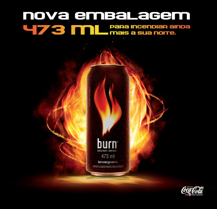 BURN ENERGY DRINK (COCA-COLA)