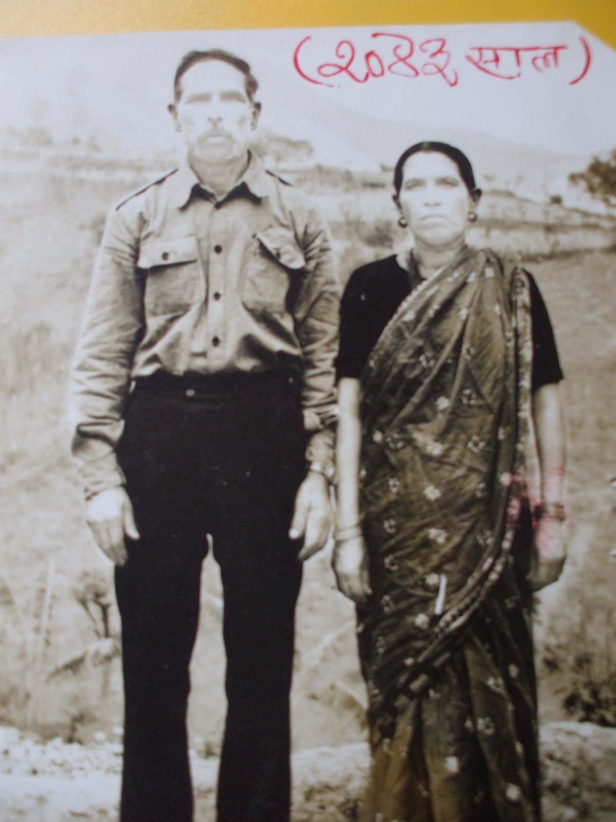 My real Gods: My Father and Mother