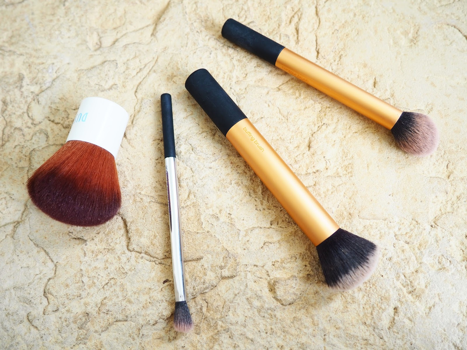 Make Up Brushes Real Techniques Dusty Girls