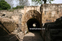 Israel Pictures - Golan Heights - The Banias (Hermon) Nature Reserve - Banias, Baniyas, Panias