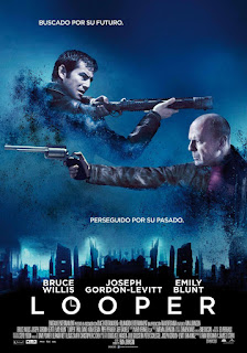 Poster de Looper: Asesinos del Futuro