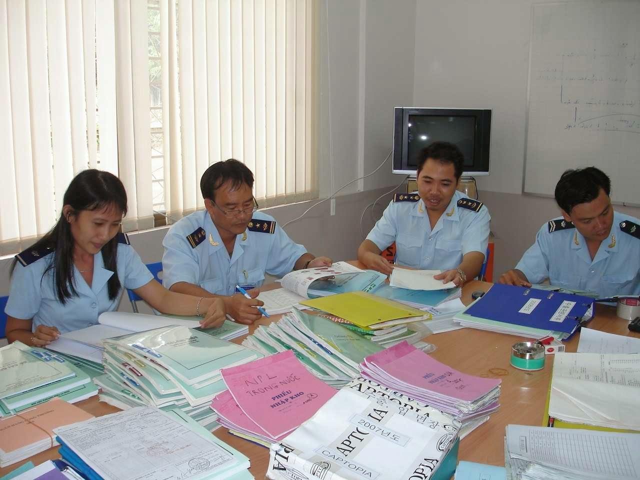 Gần 3000 Doanh Nghiệp bị thanh tra Kiểm tra tại TP.HCM