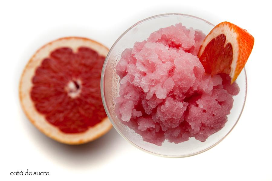 Sorbet Cosmopolitan | cotó de sucre