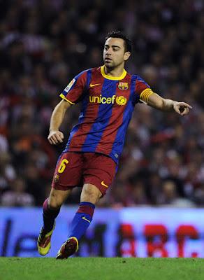 Xavi Hernandez - FC Barcelona (1)