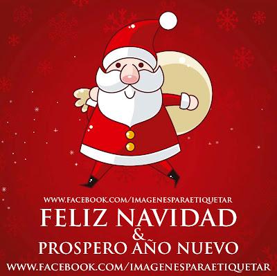 Imagenes de papa novel que digan feliz navidad y prospero - Frases de feliz navidad y prospero ano nuevo ...