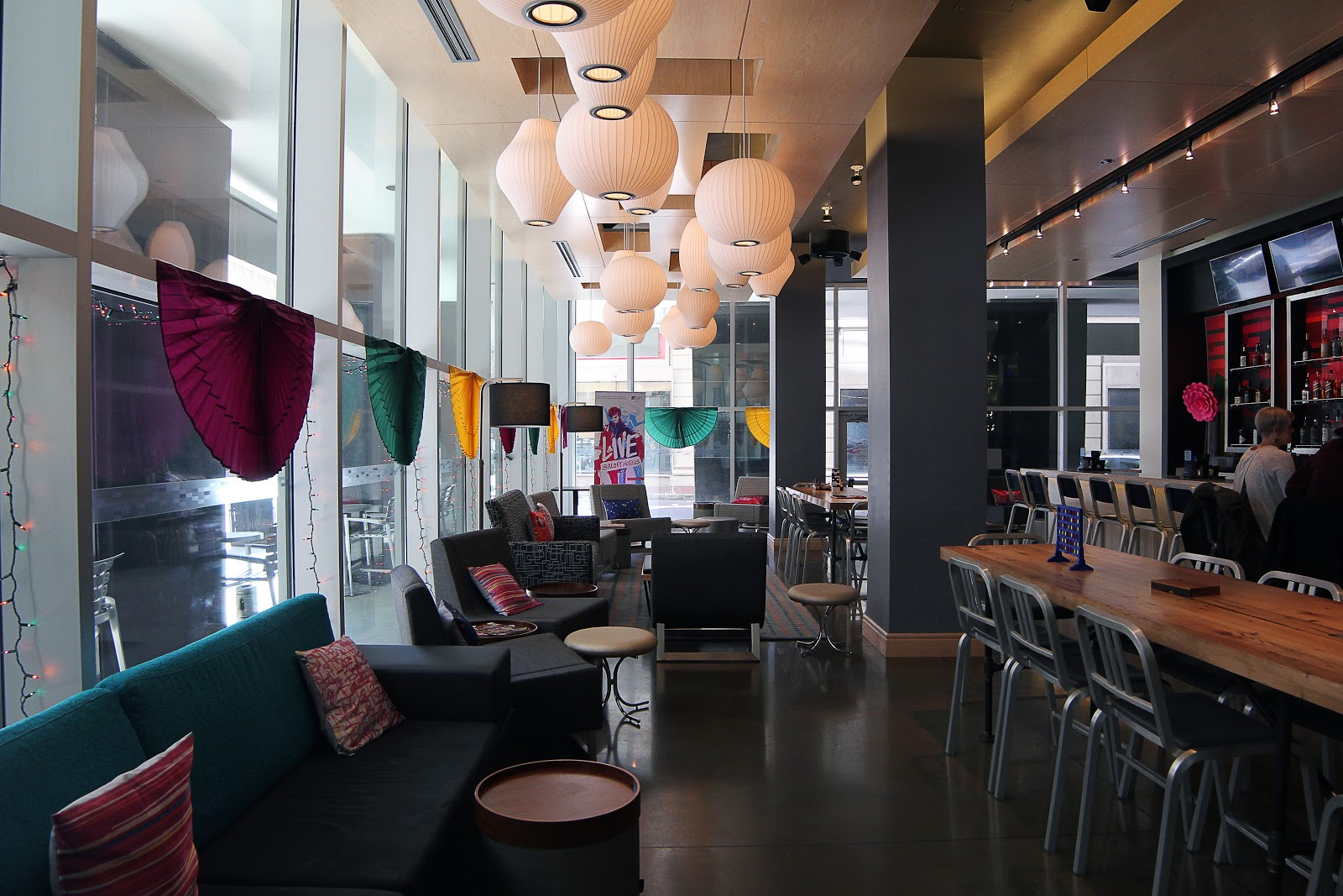 ALOFT New Orleans Downtown Hotel Review