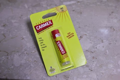 Carma Laboratories, Carmex Lip Balm SPF15 (Balsam do ust w sztyfcie)