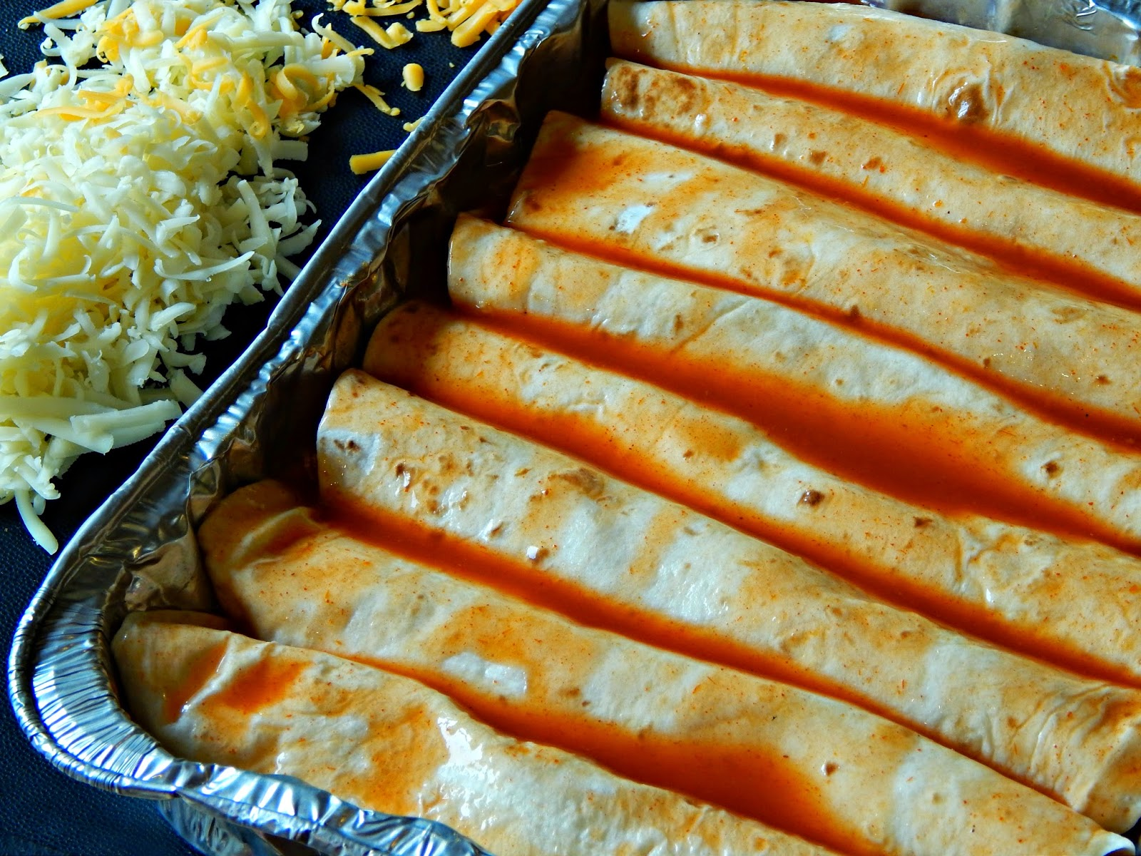 #ad Easy Chicken Enchilada Recipe #SummerOfGiving #shop