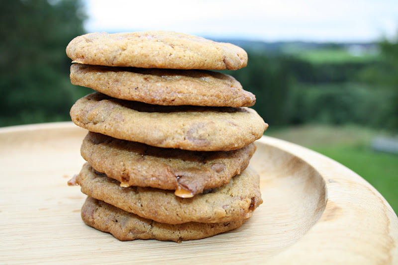 daim cookies oppskrift