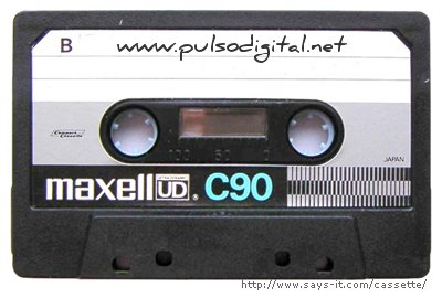Audio Cassette de Pulso Digital