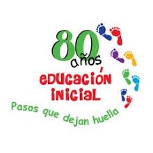 """Los Jardines están de Fiesta : """"Día de la Educación Inicial en el Perú"""""""