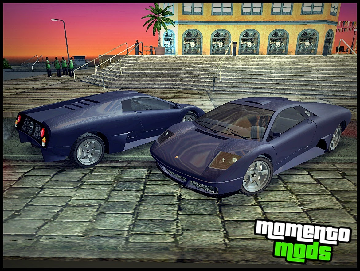 GTA SA - Infernus Do GTA IV